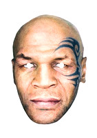 Exhibit A/02 Tyson, Mike / 1966-Present / former professional boxer